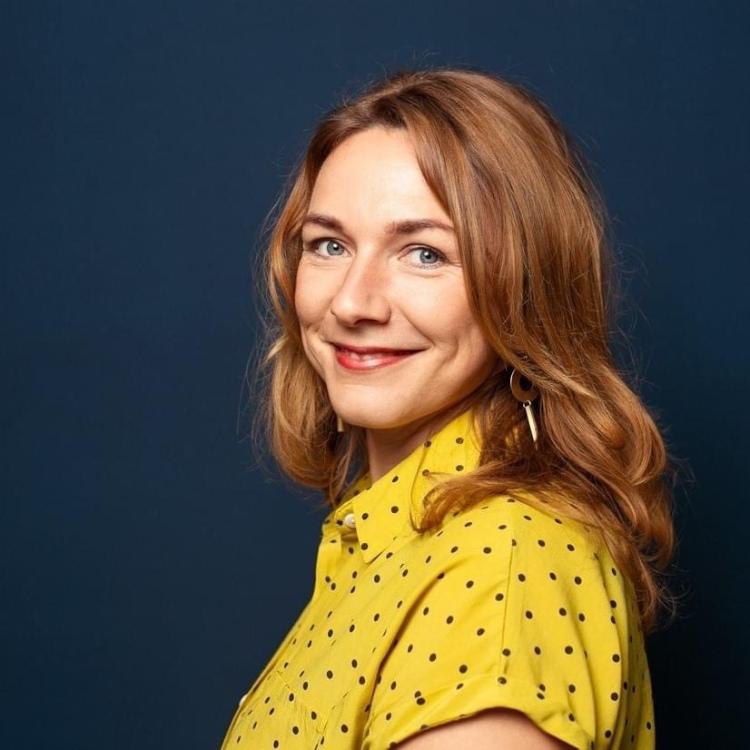 Nina Eggens creative business coach