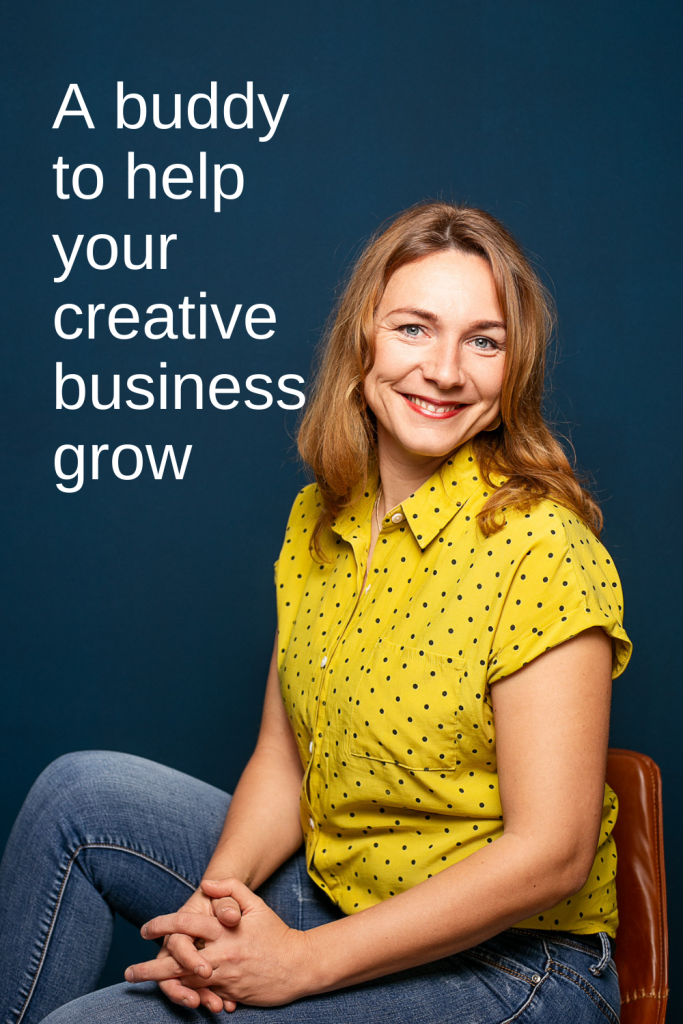 business coach for creatives