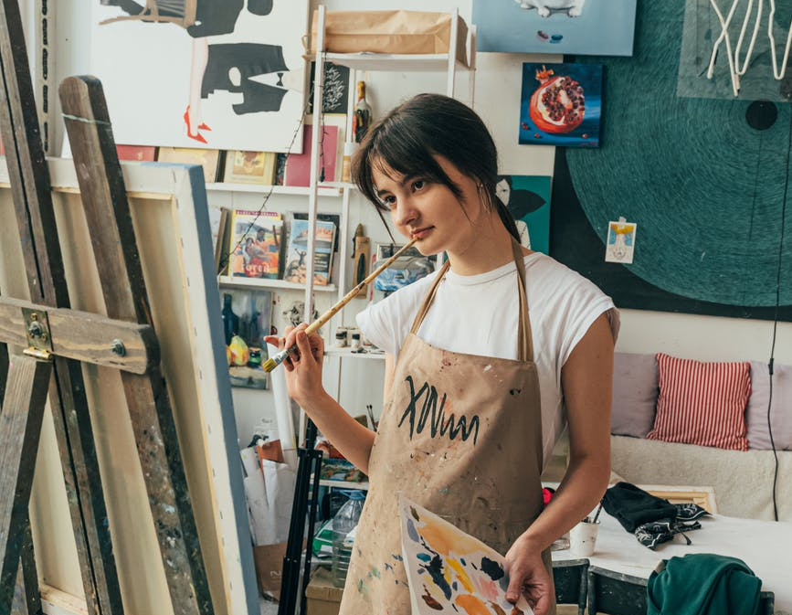 business coach for artists and creatives